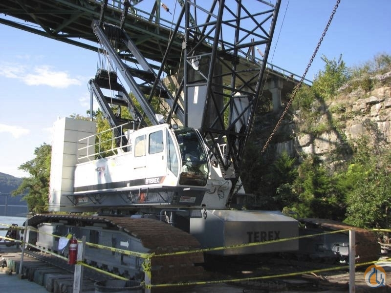 2011 TEREX HC-275 Crane for Sale or Rent in Baytown Texas on CraneNetwork.com