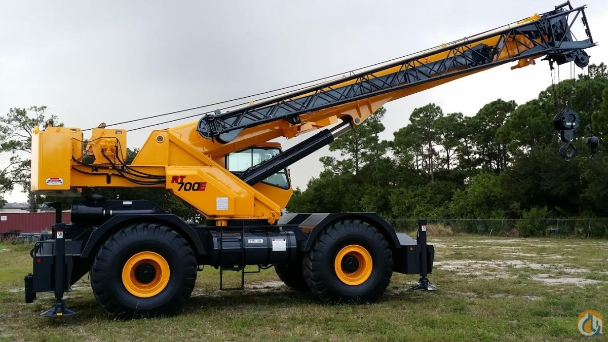 Sold 2008 GROVE RT760E 60 TON FOR SALE FLORIDA Crane for in Fort Pierce  Florida on ...