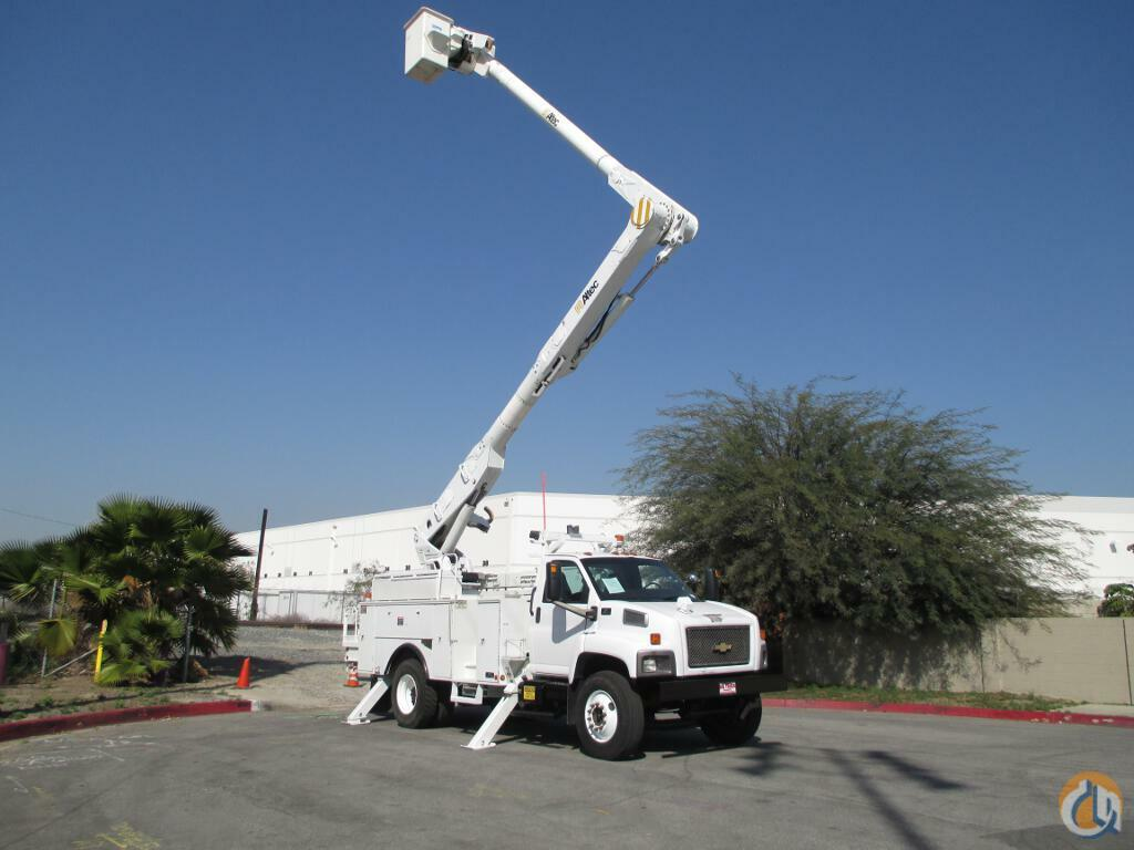 2006 Chevrolet C7500 Altec AM855MH 60 Bucket Truck Crane for Sale in Norwalk California on CraneNetworkcom