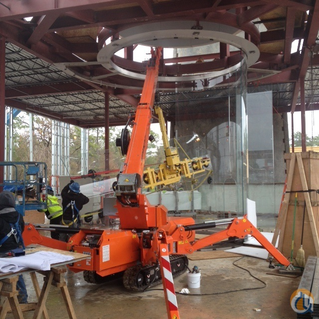 2013 Jekko 527SPX Crane for Sale or Rent in Houston Texas on CraneNetworkcom