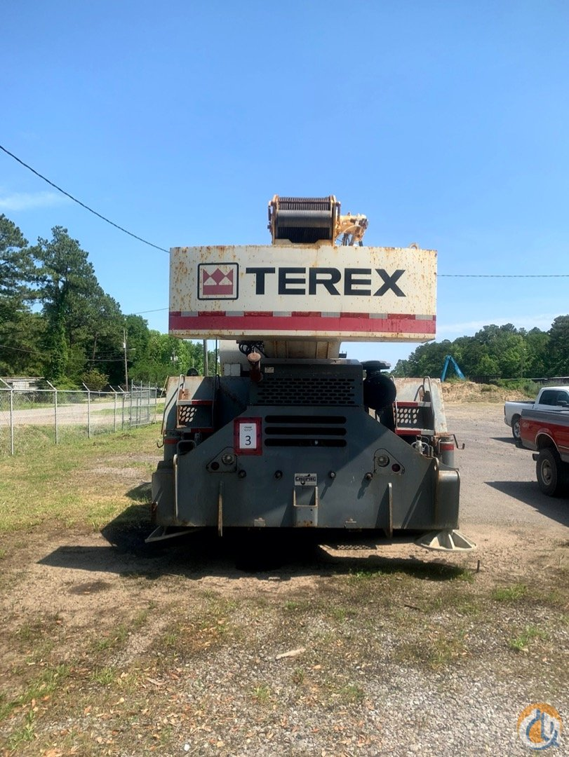 2007 Terex RT780 80 Ton Rough Terrain Crane CranesList ID 353 Crane for Sale on CraneNetwork.com