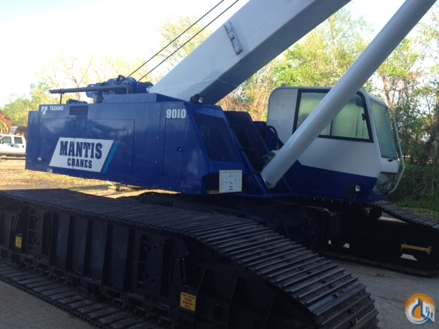 2017 Mantis 9010 Crane for Sale on CraneNetworkcom