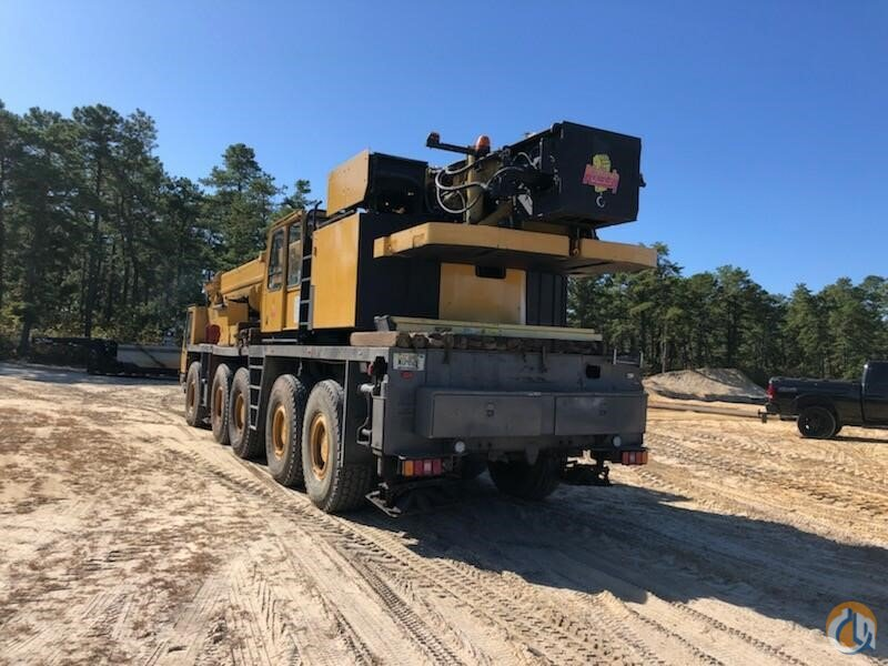 1996 GROVE GMK5150B Crane for Sale in Bridgewater Township New Jersey on CraneNetwork.com