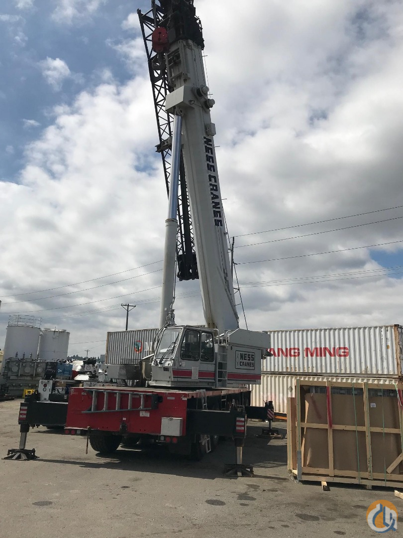 1996 Grove GMK 5175 Crane for Sale in Portland Oregon on CraneNetwork.com