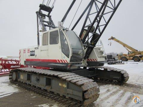 2007 TEREX HC80 Crane for Sale in Bloomington Minnesota on CraneNetworkcom