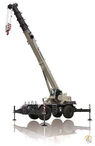 2004 Terex RT1000 Crane for Sale on CraneNetwork.com