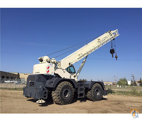 2012 Terex RT670-1 Crane for Sale on CraneNetwork.com