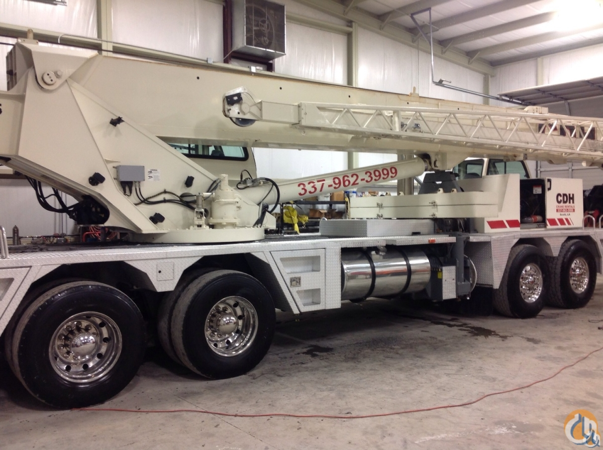 2007 Terex T775 Crane for Sale or Rent in Scott Louisiana on CraneNetwork.com