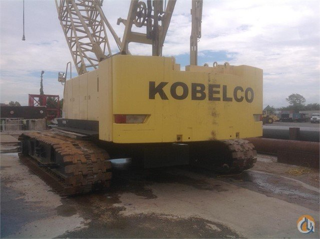 Kobelco CK1000 New Paint  New LMI Crane for Sale in Williamstown Pennsylvania on CraneNetwork.com