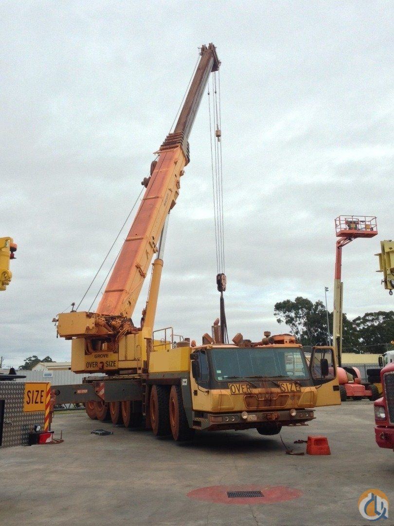 Another great 220T offering from WATM Crane for Sale in Perth Western Australia on CraneNetworkcom