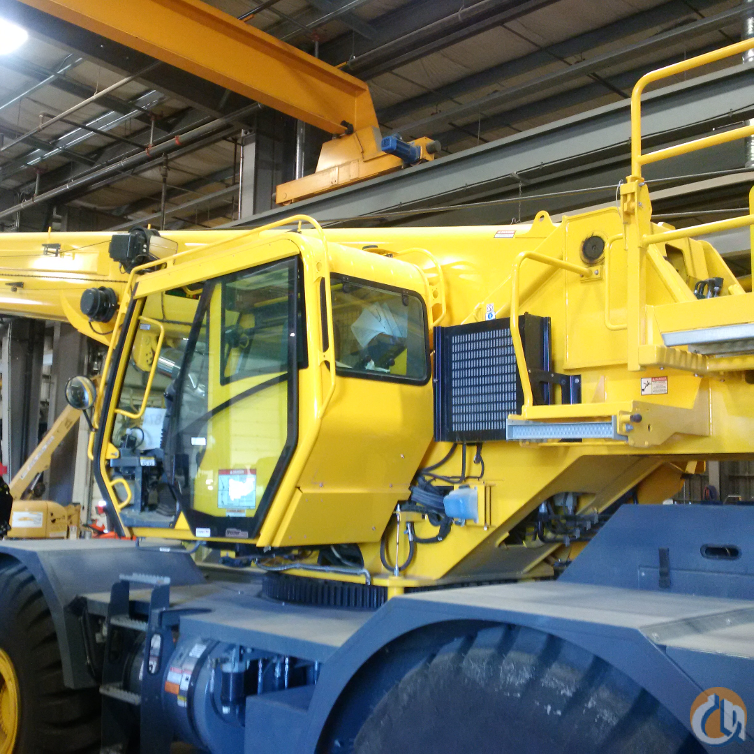2015 GROVE ROUGH TERRAIN CRANE RT 770E 70 US ton CAPACITY Crane for Sale in Edmonton Alberta on CraneNetwork.com