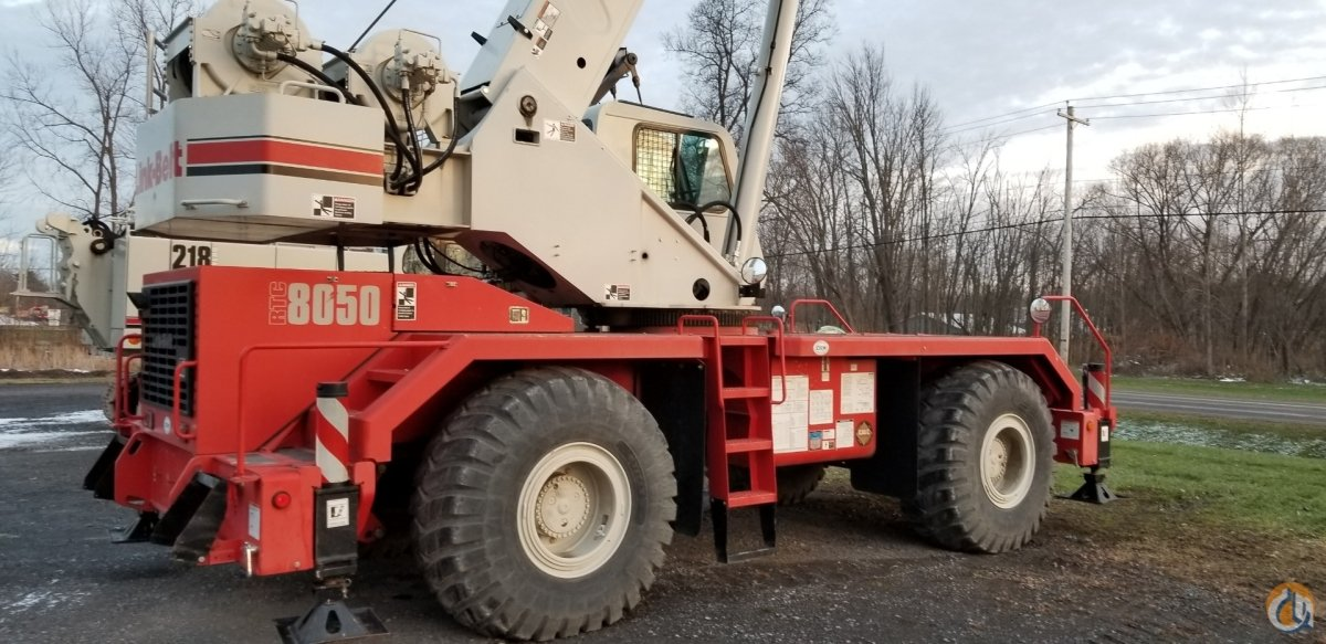 2014 Link-Belt RTC8050II Available Crane for Sale in Williston Vermont on CraneNetwork.com