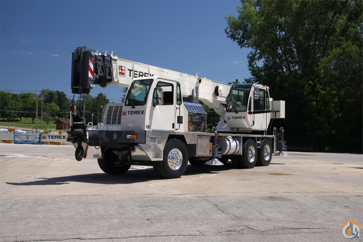 2019 TEREX T340-1XL Crane for Sale in Bethany Oklahoma on CraneNetwork.com