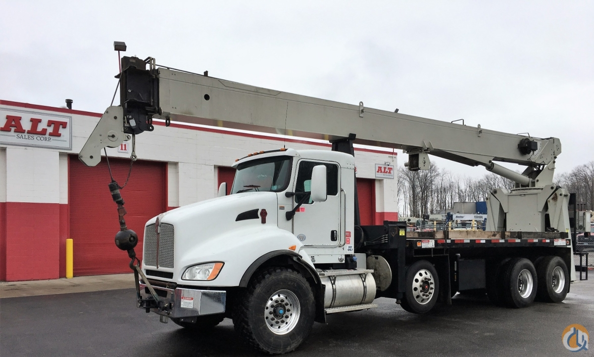 Sold 2013 National 9125A-WL Crane for  in Richfield Ohio on CraneNetwork.com