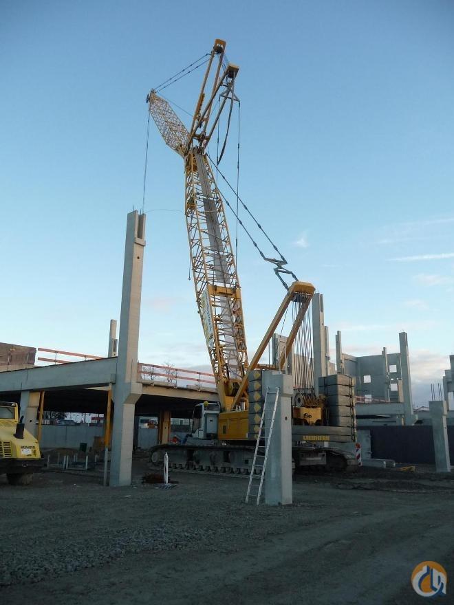 Liebherr LR 1200 Boom 213 ft Luffing jib 273 ft Crane for