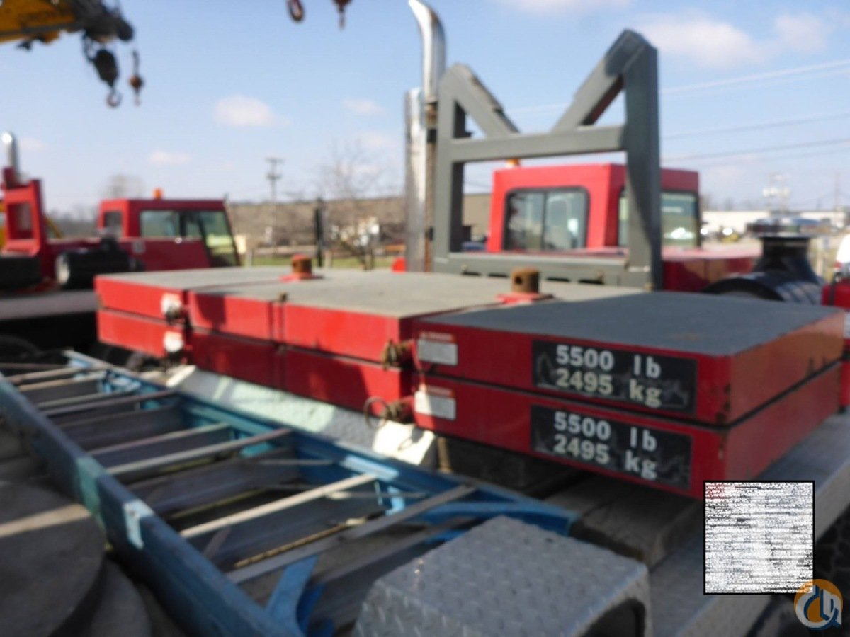 2002 Grove TMS700E 60 Ton Hydraulic Truck Crane CranesList ID 511 Crane for Sale on CraneNetwork.com