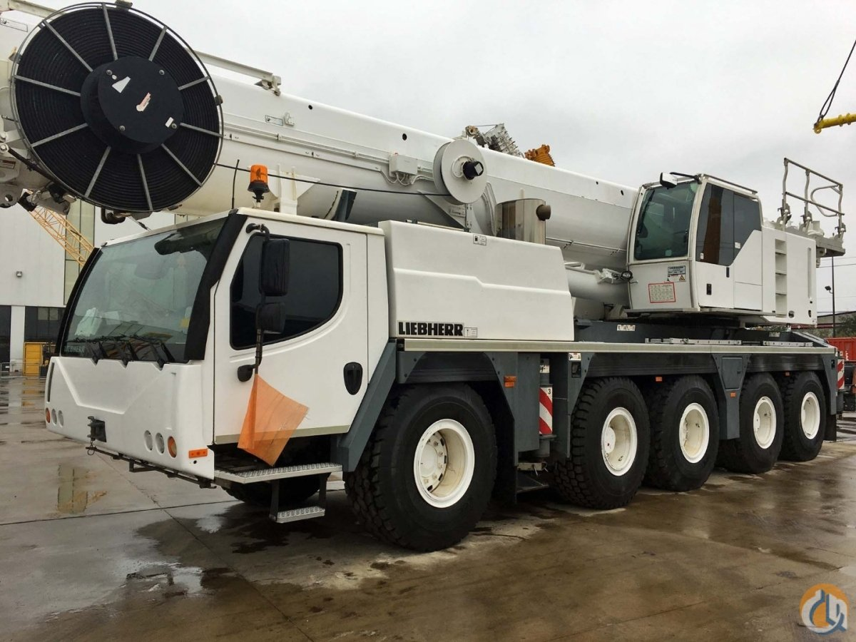 2011 Liebherr LTM 1130-5.1 Crane for Sale in Houston Texas on CraneNetwork.com