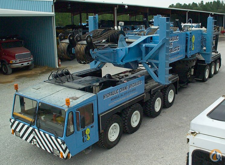 Demag Tc 3200 With All The Options Crane For Sale Or Rent