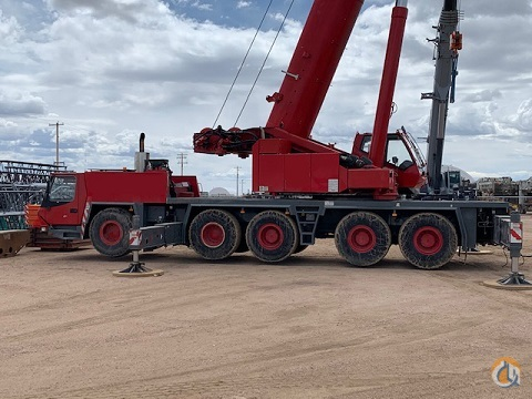 2013 Grove GMK5275 Crane for Sale on CraneNetwork.com