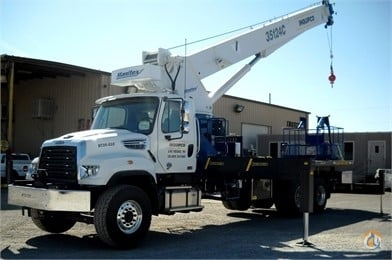 2014 35124C Manitex Crane for Sale or Rent in Las Vegas Nevada on CraneNetworkcom