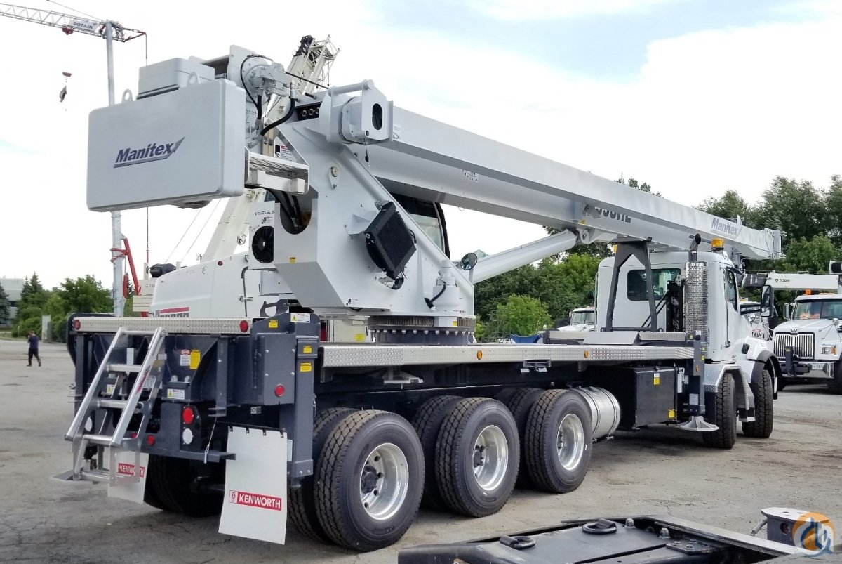 2019 MANITEX 50155SHL Crane for Sale or Rent in Oakville Ontario on CraneNetwork.com