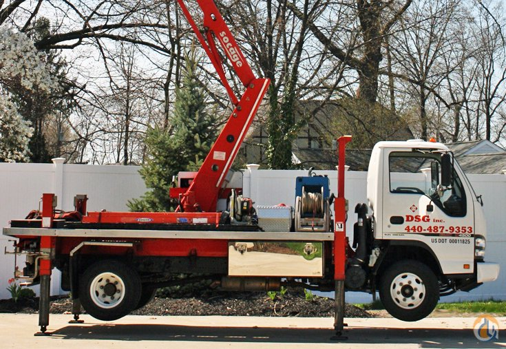 Fassi Freedom Aerial Work Platform Crane for Sale in Painesville Ohio on CraneNetwork.com