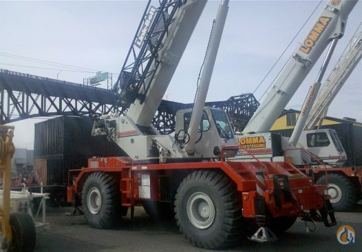 2008 Link-Belt RTC-8090 II Crane for Sale on CraneNetwork.com