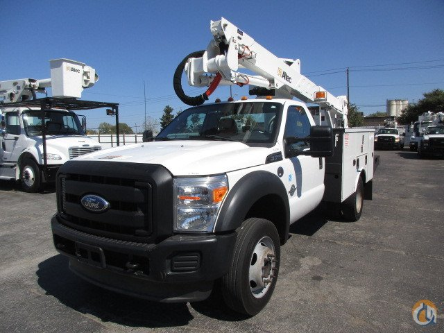 2011 Altec AAT37G Crane for Sale in Birmingham Alabama on CraneNetworkcom
