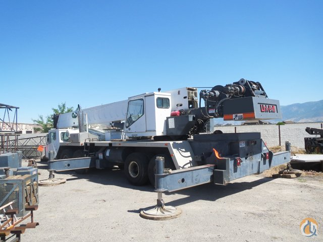 1994 Link-Belt  HTC 1170 Crane for Sale on CraneNetwork.com
