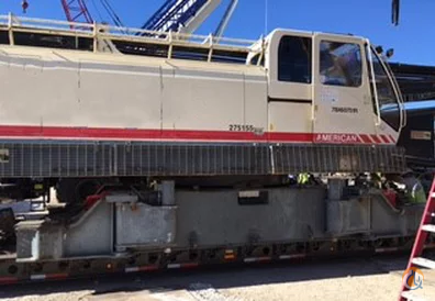 2004 Terex HC 275 Crane for Sale in Truckee California on CraneNetwork.com