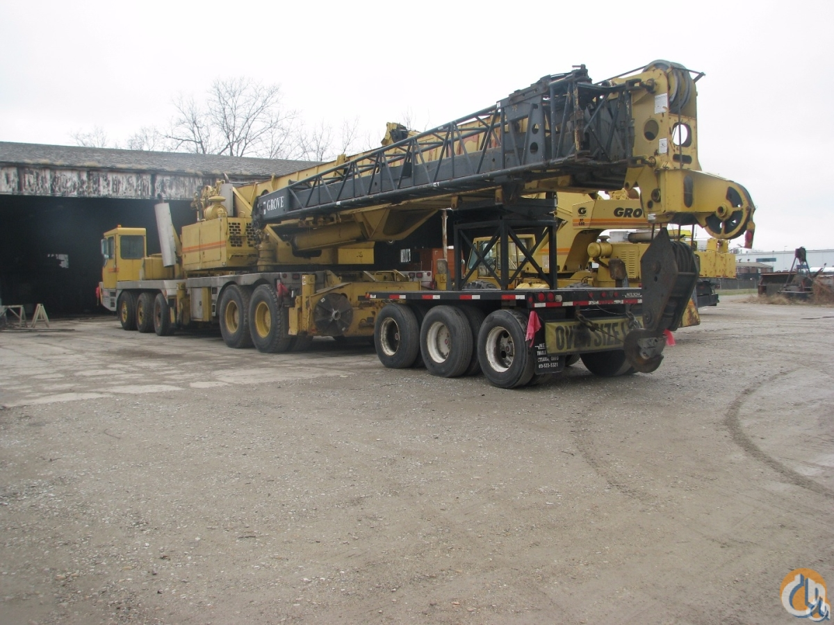 Grove TM9150 for Sale Crane for Sale in Indianapolis Indiana on CraneNetwork.com