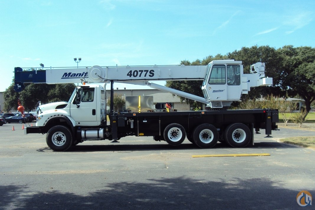 2019 Manitex 4077S Crane for Sale in Houston Texas on CraneNetwork.com
