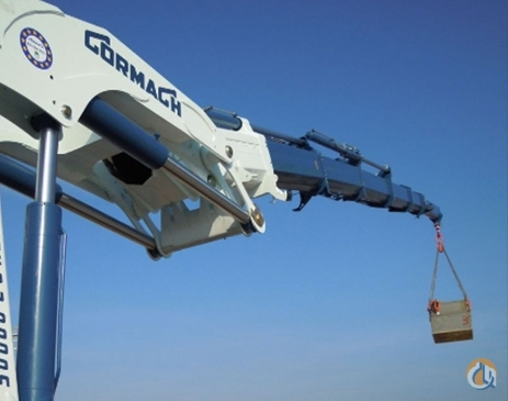 New Cormach 50000 E7 ASC PLUS knuckle boom crane unmounted Crane for Sale in Olathe Kansas on CraneNetwork.com