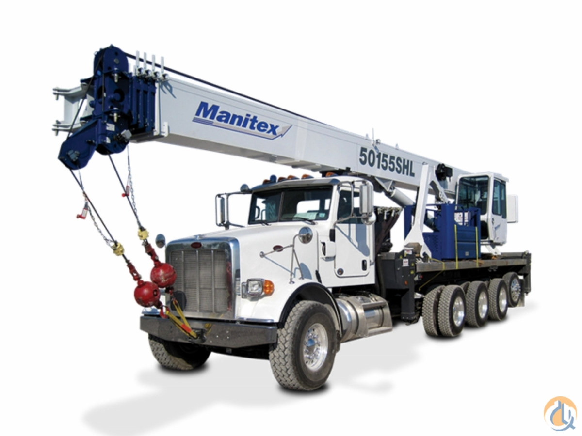 NEW 2019 MANITEX 50155SHL Crane for Sale in Georgetown Texas on CraneNetwork.com