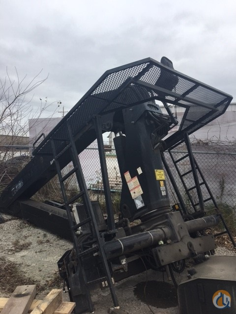 2002 Hiab 335 K4 Crane for Sale in Olathe Kansas on CraneNetworkcom