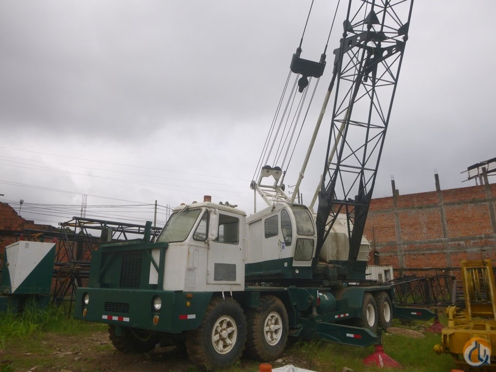 SALE EQUIPMENT Crane for Sale in Lima Lima on CraneNetwork.com