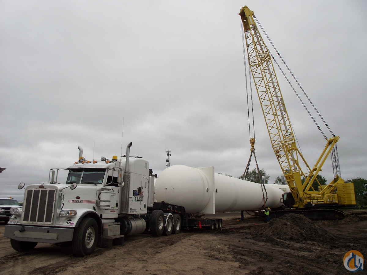 2012 Kobelco CK2750G Crane for Sale or Rent in Saint Cloud Minnesota on CraneNetworkcom