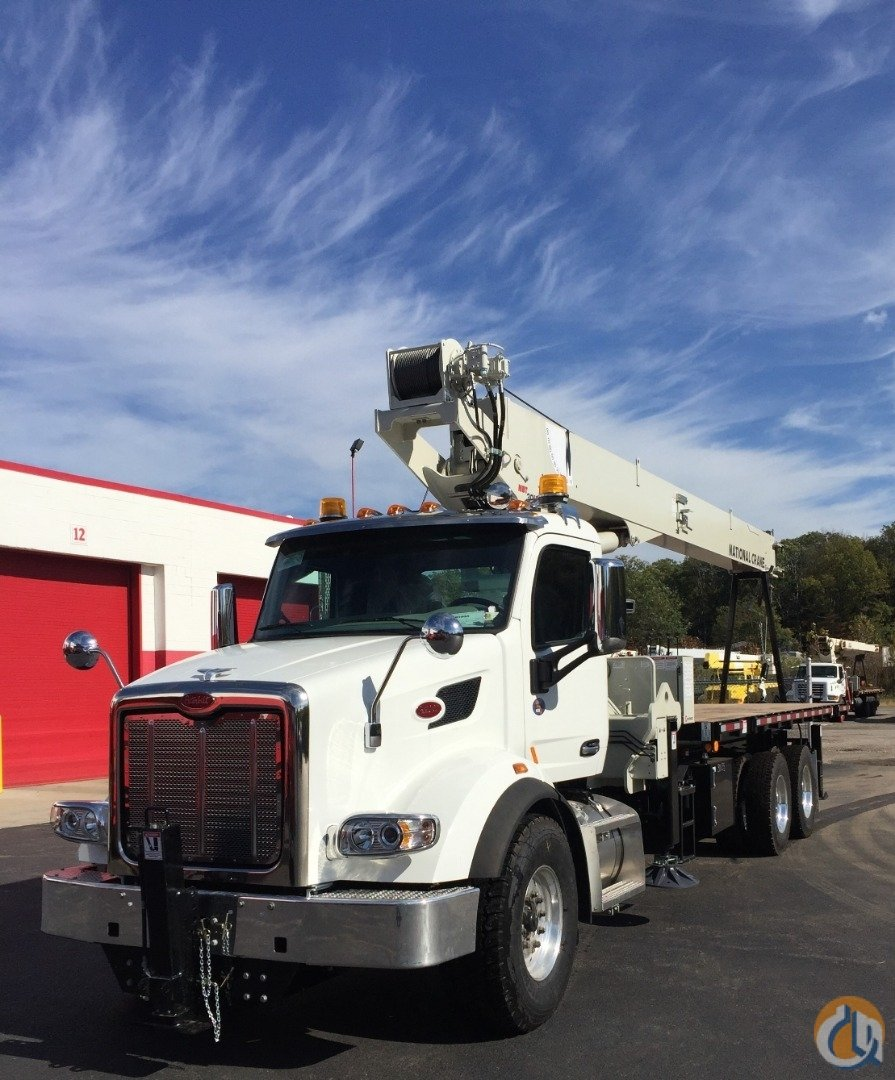 NEW 2020 National NBT30H2110 Crane for Sale in Richfield Ohio on CraneNetwork.com