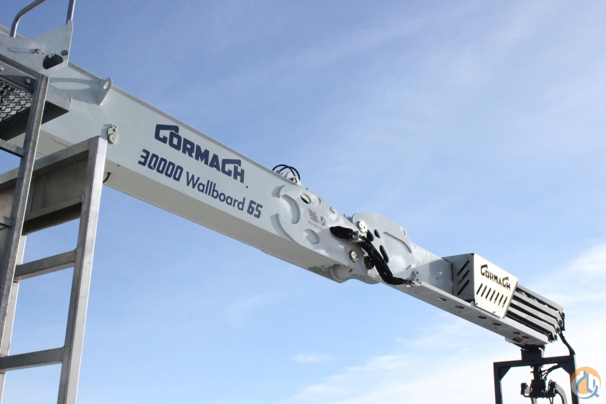 New Cormach 30000 WB65 wallboard crane unmounted Crane for Sale in Olathe Kansas on CraneNetwork.com