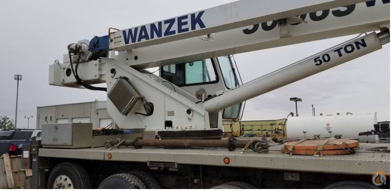 2008 MANITEX 5096S Crane for Sale in Fargo North Dakota on CraneNetwork.com