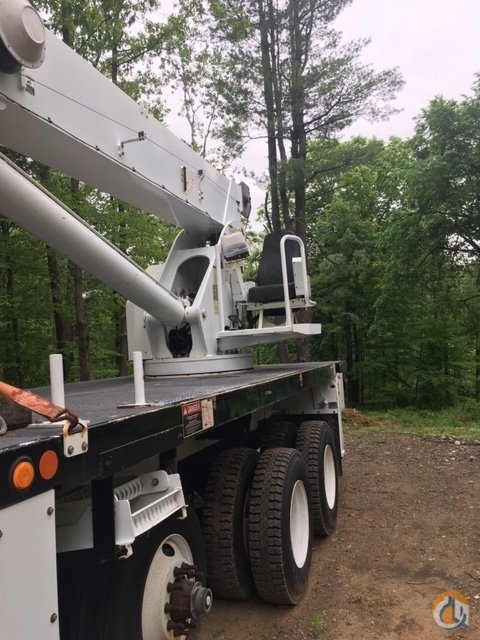 2007 International 7500Altec Crane Crane for Sale in Saratoga Springs New York on CraneNetworkcom