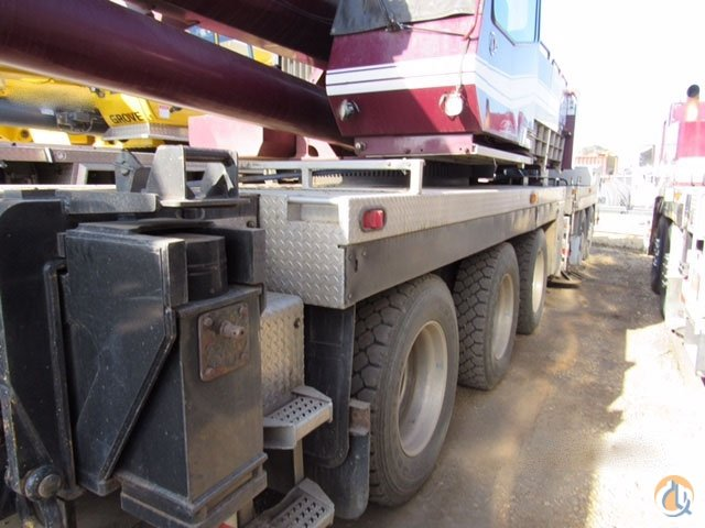 LINK-BELT HTC 3140 Crane for Sale on CraneNetwork.com