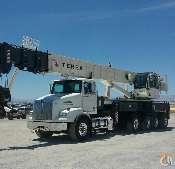 Terex Crossover 6000 Boom Truck Cranes Crane for Sale 2013 Terex Crossover 6000 in   United States 213835 CraneNetwork