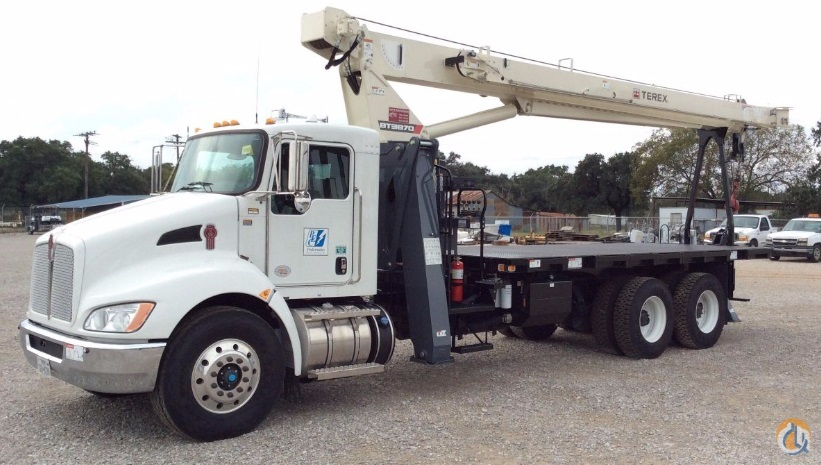 Sold TEREX BT3870-T Crane for  in Johnson City Texas on CraneNetworkcom