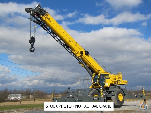 2018 Grove RT770E Crane for Sale in Manchester Connecticut on CraneNetwork.com