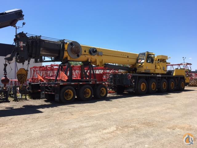 2002 GROVE GMK5120B Crane for Sale in Bloomington Minnesota on CraneNetworkcom