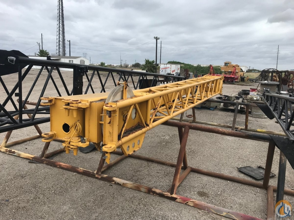 2007 XCMG 55 TON TRUCK CRANE Crane for Sale in Houston Texas on CraneNetwork.com