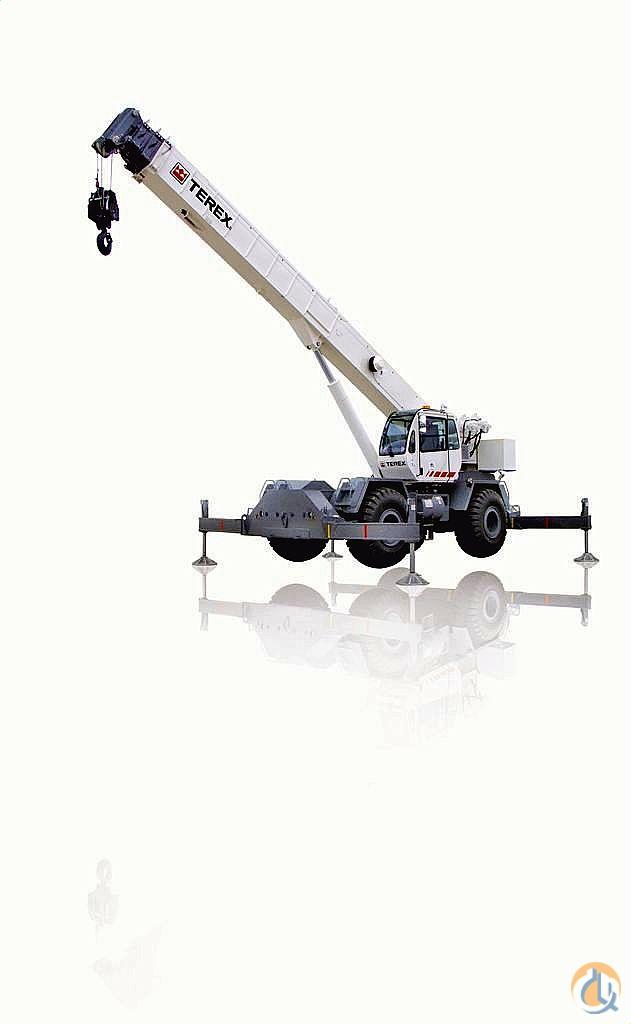 Terex RT555-1 Rough Terrain Cranes Crane for Sale 2016 TEREX RT555-1 in Bridgeview  Illinois  United States 219019 CraneNetwork