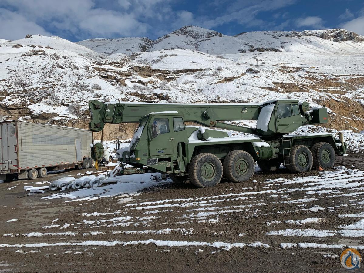1989 Terex HSHMC-25 Crane for Sale in Salt Lake City Utah on CraneNetwork.com
