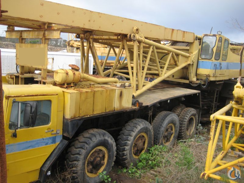 Demag TC 1200 Crane for Sale in Sassenheim Zuid-Holland on CraneNetwork.com